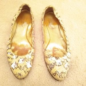 Dolce & Gabbana Flats, Leather, Italian Made